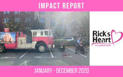 Rick's Heart Foundation 2020 Impact Report