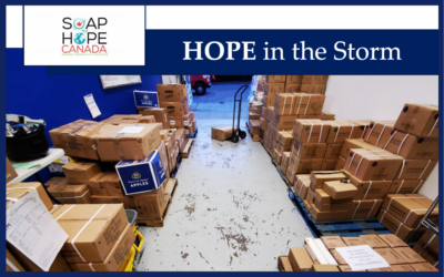 Soap For Hope Impact Report 2020