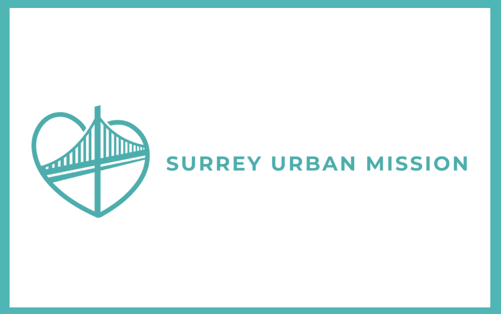 Delivery of donations to Surrey Urban Mission