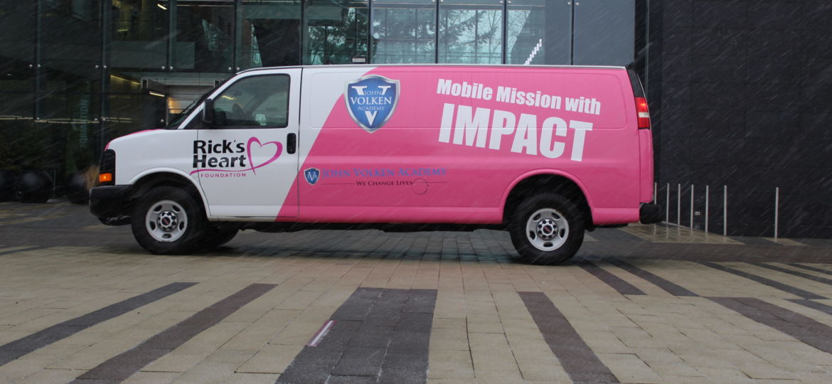 Mobile Mission with IMPACT
